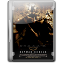 128x128px size png icon of Batman The Begins v5
