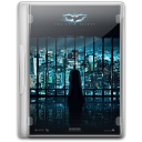 128x128px size png icon of Batman The Dark Knight v3