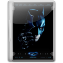 128x128px size png icon of Batman The Dark Knight v4