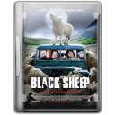 128x128px size png icon of Black Sheep