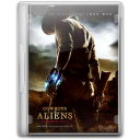128x128px size png icon of Cowboys And Aliens v2
