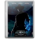 128x128px size png icon of Cowboys And Aliens