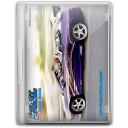 128x128px size png icon of Fast And Furious 2 Fast 2 Furious v2