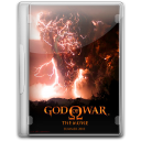 128x128px size png icon of God Of War