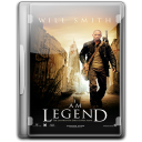 128x128px size png icon of I Am Legend