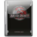 128x128px size png icon of Jurassic Park III
