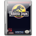 128x128px size png icon of Jurassic Park v2