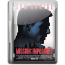 128x128px size png icon of Mission Impossible