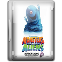 128x128px size png icon of Monsters Vs Aliens v2