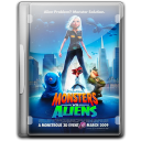 128x128px size png icon of Monsters Vs Aliens