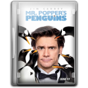 128x128px size png icon of Mr Poppers Penguins