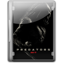 128x128px size png icon of Predators v2