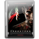 128x128px size png icon of Predators v3