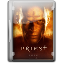 128x128px size png icon of Priest v2