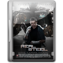 128x128px size png icon of Real Steel