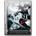 128x128px size png icon of Resident Evil Afterlife v3