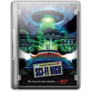 128x128px size png icon of Sci Fi High