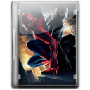 128x128px size png icon of Spiderman 3 v2