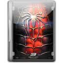 128x128px size png icon of Spiderman 3 v3