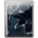 128x128px size png icon of Spiderman 3