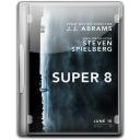 128x128px size png icon of Super 8 v3