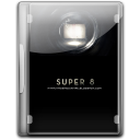 128x128px size png icon of Super 8