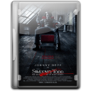 128x128px size png icon of Sweeney Todd
