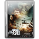 128x128px size png icon of The Rise Of The Planet Of The Apes v2