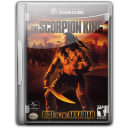 The Scorpion King v2 Icon