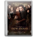 128x128px size png icon of Twilight New Moon v3