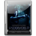128x128px size png icon of Underworld Rise Of The Licans v3