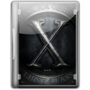 128x128px size png icon of X Men First Class v2