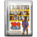 128x128px size png icon of 100 Girls v2