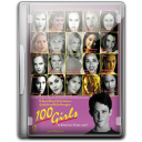 128x128px size png icon of 100 Girls v3