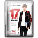 128x128px size png icon of 17 Again v2