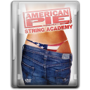 128x128px size png icon of American Pie String Academy
