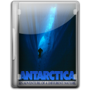 128x128px size png icon of Antarctica v3