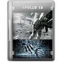 128x128px size png icon of Apollo 18 v2