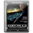 128x128px size png icon of Babylon A.D v5