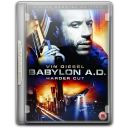 128x128px size png icon of Babylon A.D v7