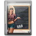 128x128px size png icon of Bad Teacher v3