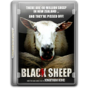 128x128px size png icon of Black Sheep v3