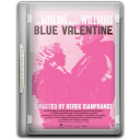 128x128px size png icon of Blue Valentine v2