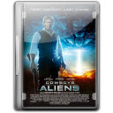 128x128px size png icon of Cowboys Aliens v4