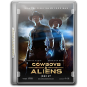 128x128px size png icon of Cowboys Aliens v9