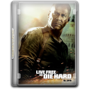 Die Hard 4 Live Free Or Die Hard v5 Icon