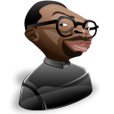 128x128px size png icon of Spike lee