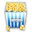 128x128px size png icon of cinema1