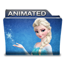128x128px size png icon of Animated