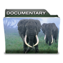 128x128px size png icon of Documentaries